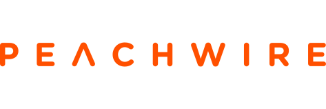 Peachwire corporate logo