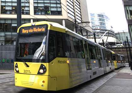 UK Tram Riders Take to Tapping with NFC phones to Pay for Fares, According to Early Results