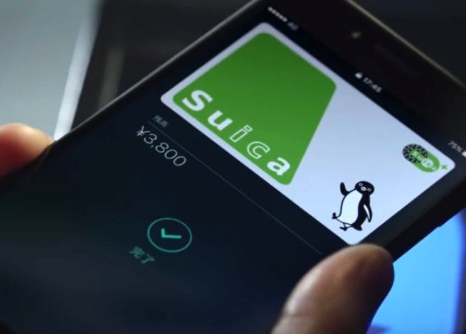 Mobile Suica Still Accounts for Disappointing Share of Suica Users and Transactions in Japan