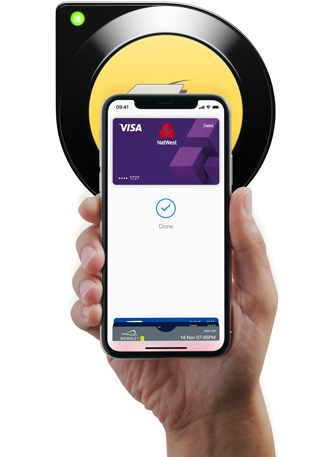 Apple Launches Express Transit in London; Mobility Service also Adds NFC Payments Feature in Apple Wallet