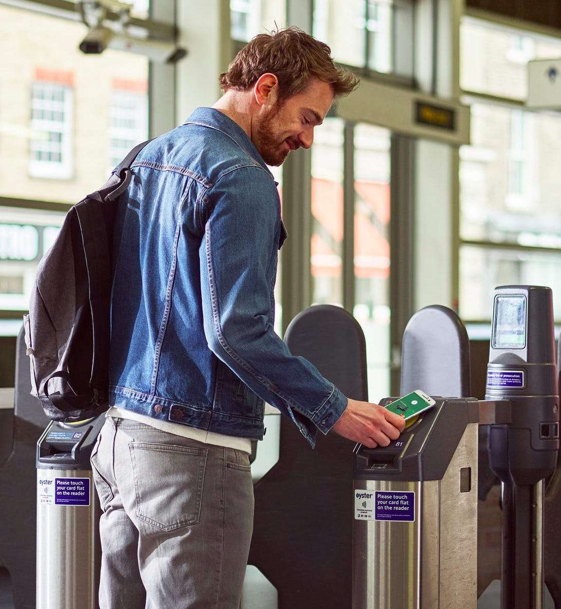 Transport for London's Lucrative Sponsorship Deal with Google Shows Value of 'Point of Sale' Real Estate at Fare Gates