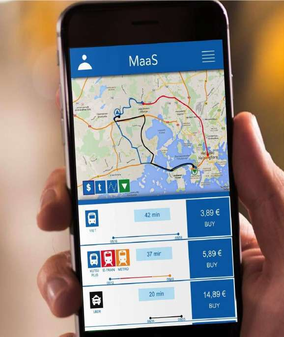 Insight: MaaS Backers Believe New Mobility Platforms Could Help Transit Providers Win Back Their Customers' Trust