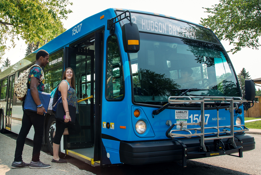 Transit Agency in Canada Plans to Launch Mobile Ticketing, Citing Covid Fears
