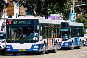Israel Launches Nationwide Mobile-Ticketing Scheme; Moovit, Others Provide Apps