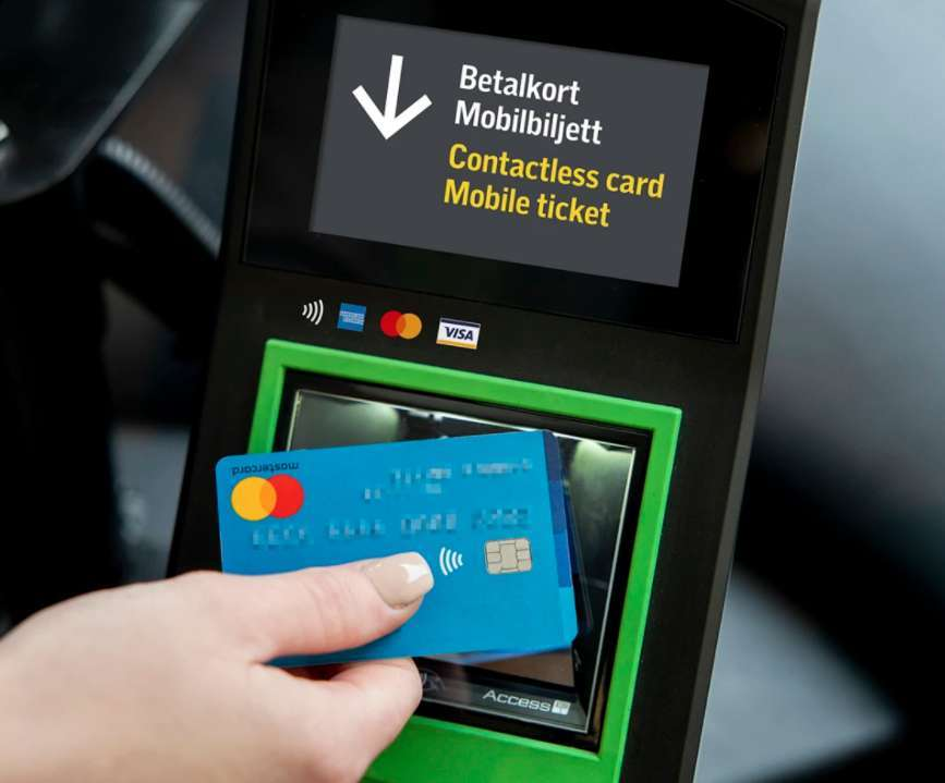 Stockholm Transit Agency Launches Open-Loop Fare Payments for Multimodal Rides